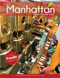 cover Manhattan Visitors guide